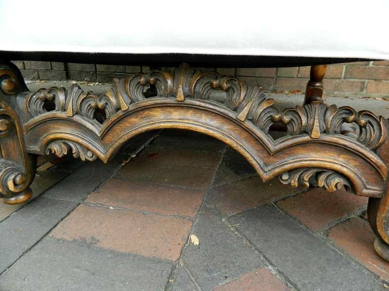 19th Century Italian Renaissance Revival Canape or Sofa For Sale 5