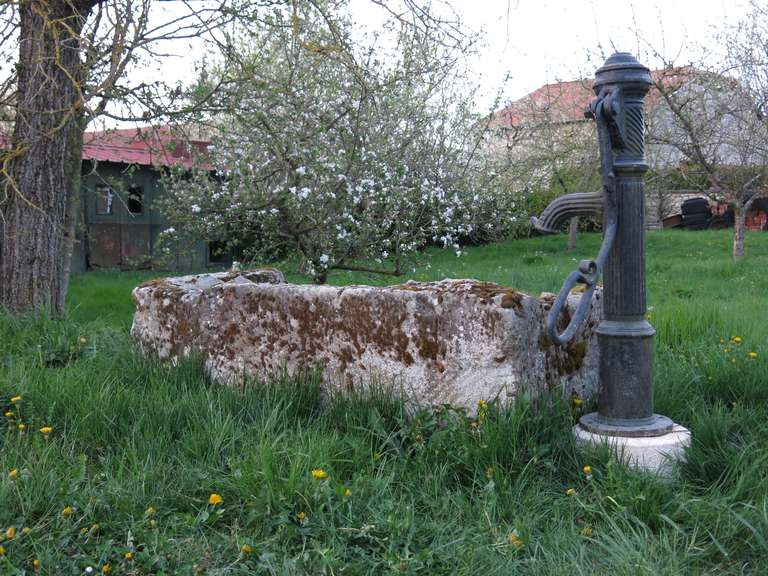 Antique Water Pump Ideas And Fountain Using Old Washtub Hand Inspirations Picture