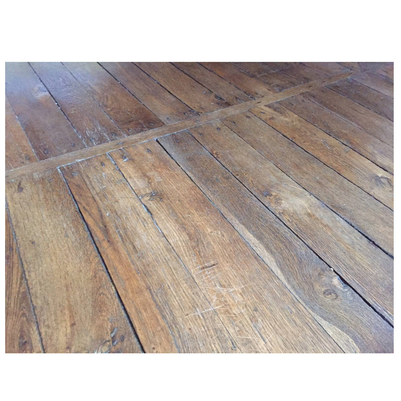 Century Hardwood Flooring photo of new century hardwood floors sunnyvale ca united states carpeted stairs French Antique Flooring Wood Oak Original Floor 17th 18th Century 1