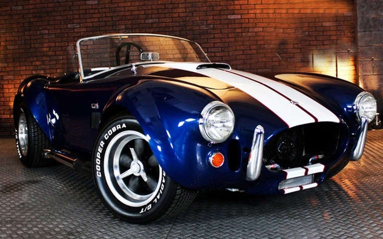 Shelby Ac Cobra Original Engine Quot 427 Quot From 1967