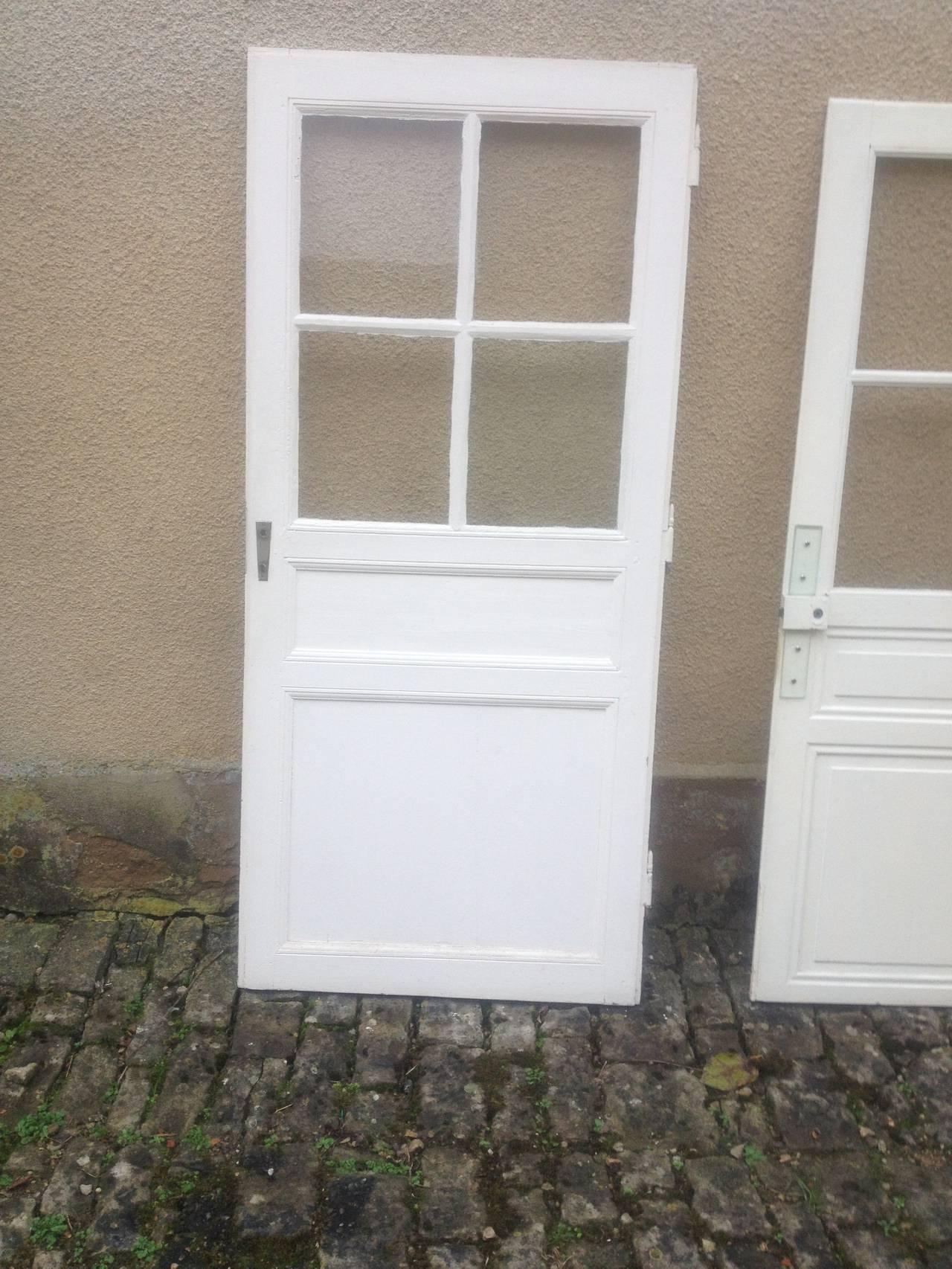 Three french louis philippe style interior doors handcrafted wood three french louis philippe style interior doors handcrafted wood paris france for sale planetlyrics Choice Image