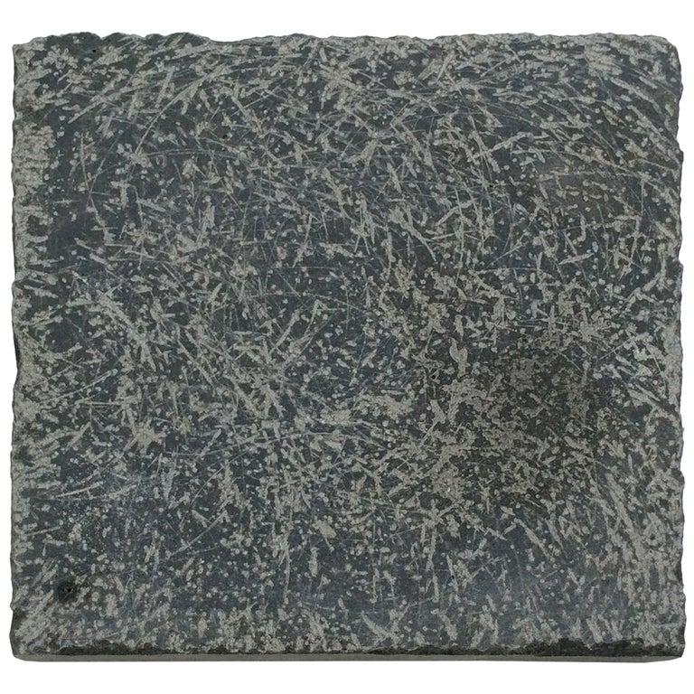 Belgium Blue-Dark Stone Style Brush Hand-Finishing Random Pattern For Sale