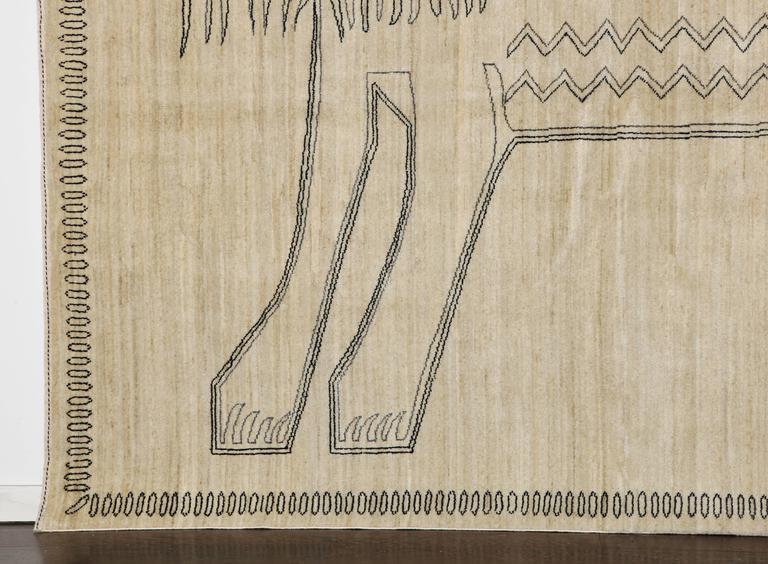Modern Orley Shabahang Signature