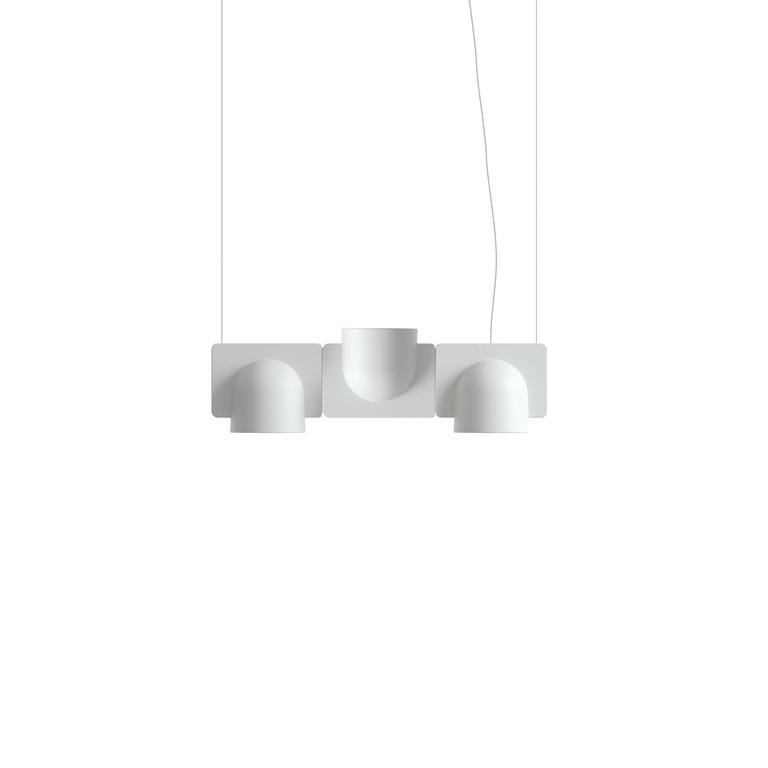 Modern Studio Klass Fontana Arte Igloo Single Lamp in Technopolymer, Designed 2014 For Sale