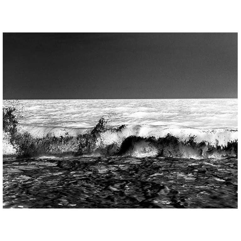 Dark & Stormy B & W Photograph by Jeffrey Rothstein 1