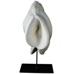 Porcelain Sculpture By Wayne Fischer