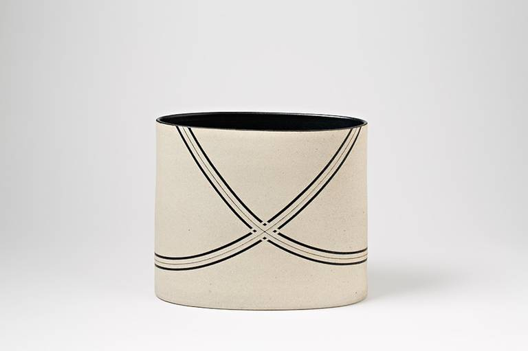 Stoneware Vase By Gustavo P 233 Rez For Sale At 1stdibs