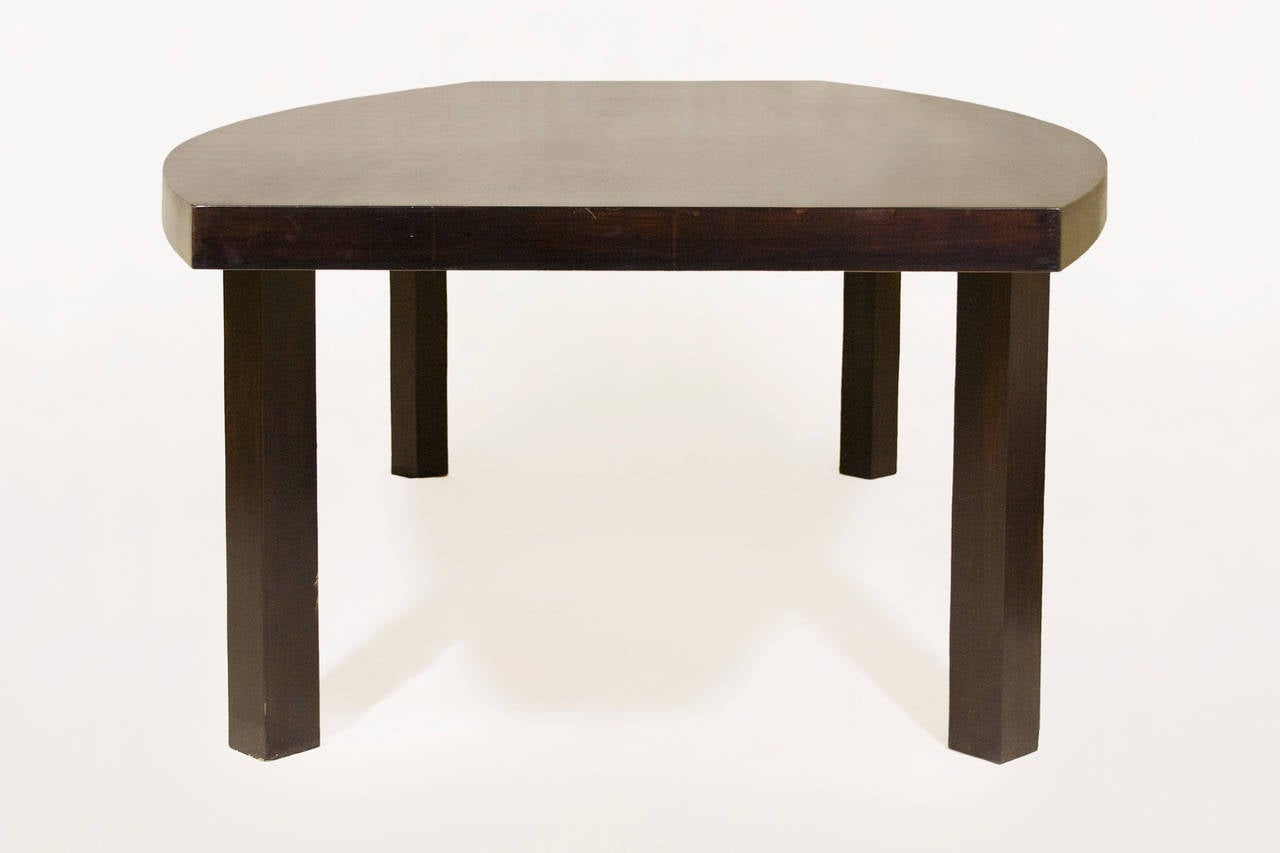 Extra large wooden dining table circa france for