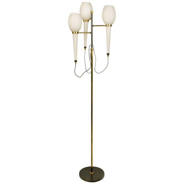 Standing Lamp by Stilnovo circa 1950s, Italy