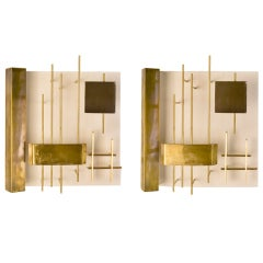 Pair of sconces by Gio Ponti