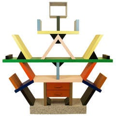"""Carlton"" Bookcase By Ettore Sottsass"