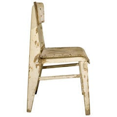 Mid 20th century seating at 1stdibs - Chaise jean prouve prix ...