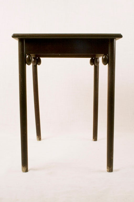 Table by thonet at 1stdibs for Table thonet