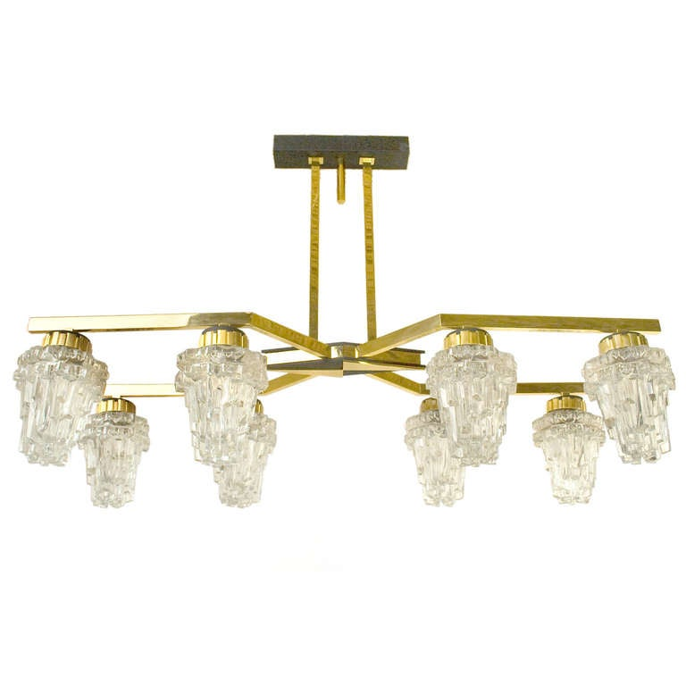 Chandelier france circa 1970 at 1stdibs - Circa lighting chandeliers ...