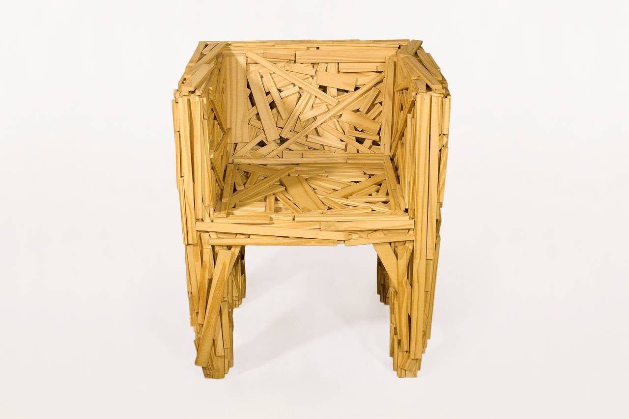 Early Favela Chair By Fernando And Humberto Campana For