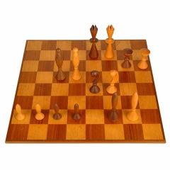 "Arthur Elliot ""Universum"" Chess Set for Anri"