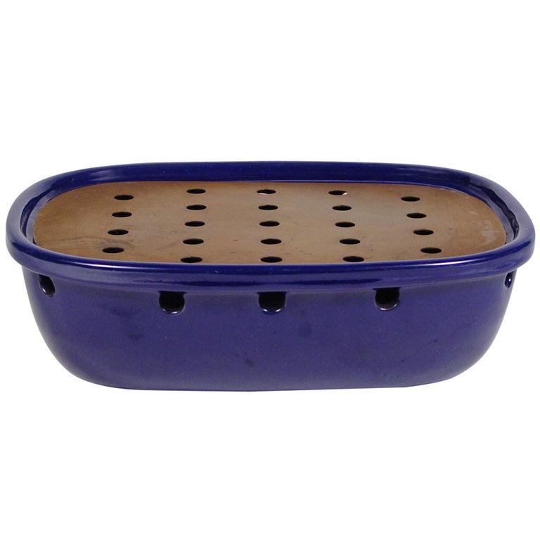 Rare Corrado Corradi dell'Acqua food warmer for Azucena For Sale
