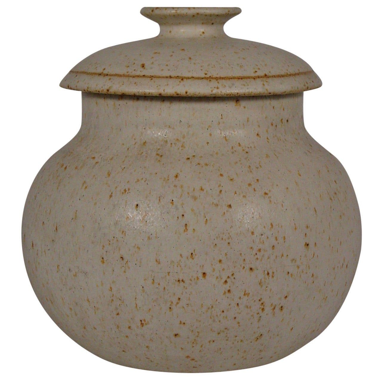Bruno Gambone Ceramic Jar