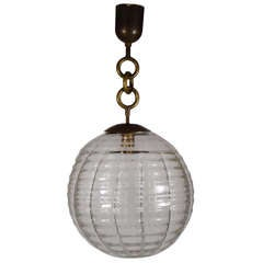 A Magnificent Venini Lantern