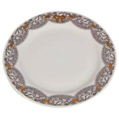 Richard Ginori Plates For Marcel Rochas