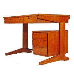 Italian masterpiece 1940's desk