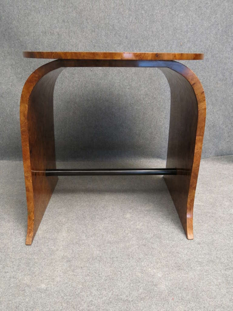 particular small table art deco 39 at 1stdibs