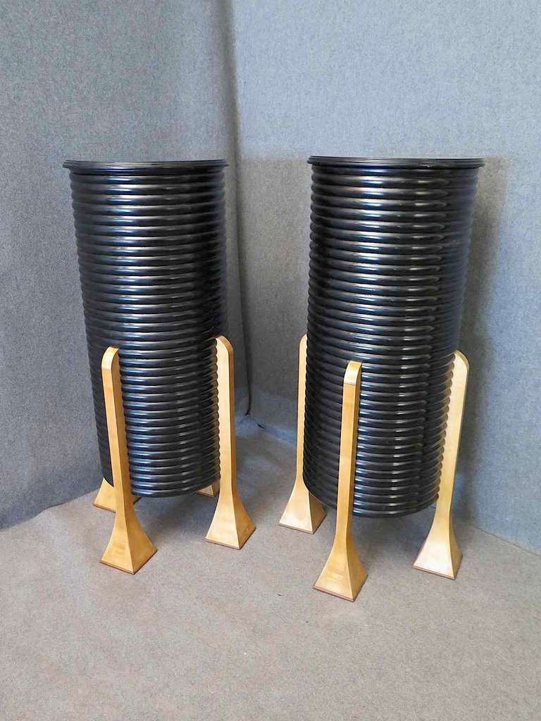 Particular Pair of French Columns 2