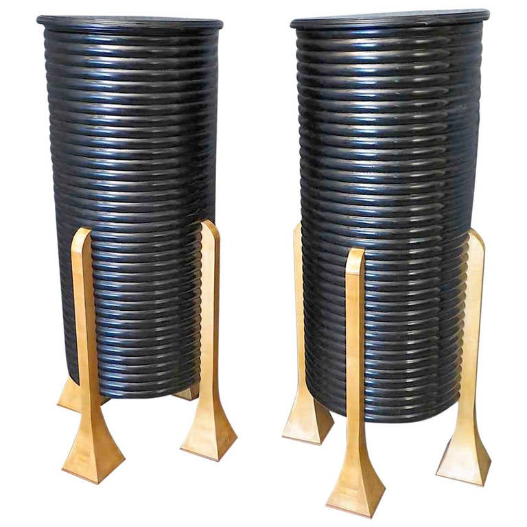Particular Pair of French Columns 1