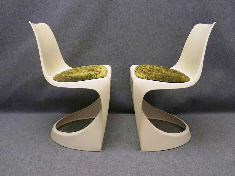Late 20th Century Two Chairs Ostergaard Steen For Sale
