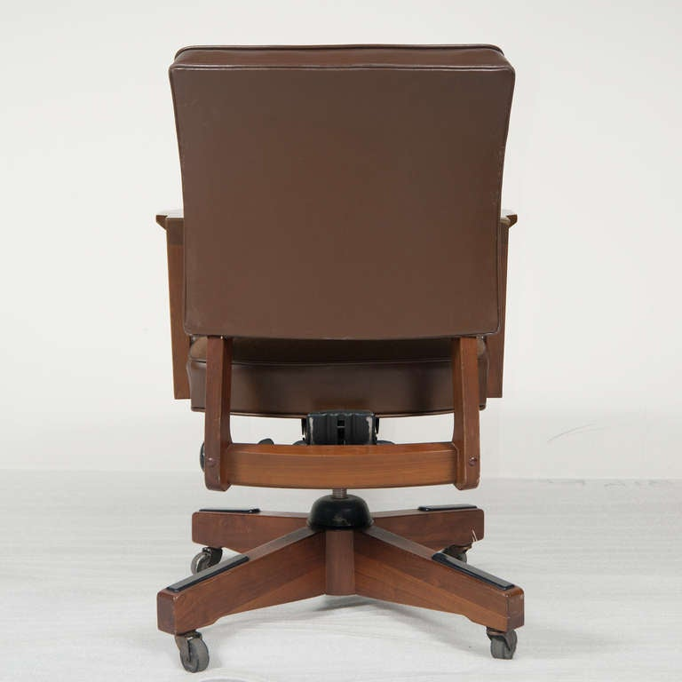 Swivel Desk Chair Without Wheels Home Design 2017