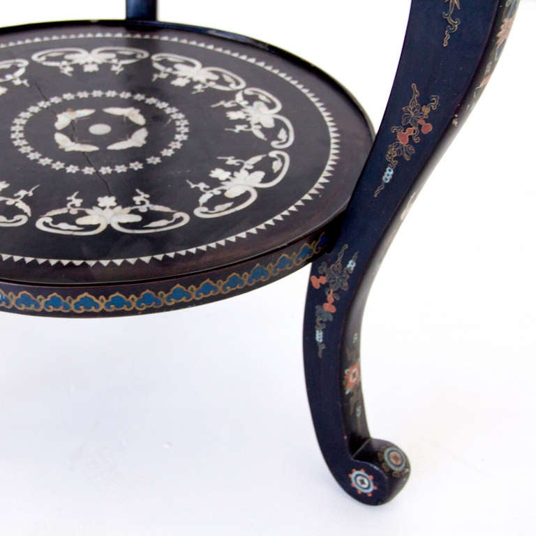 19th Century Chinoiserie Side Table image 4