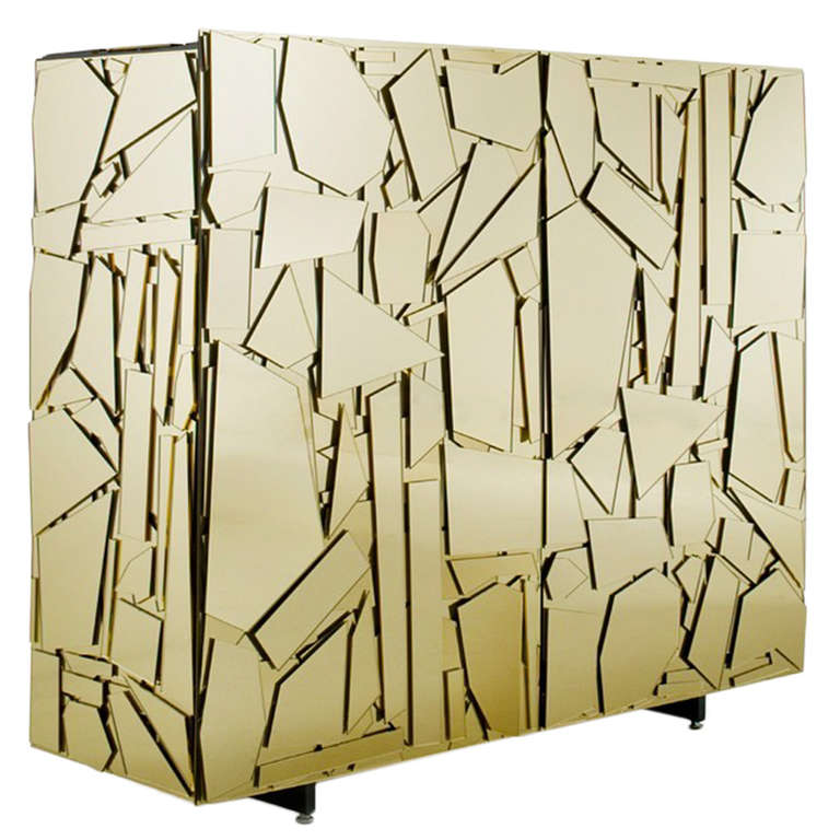 Scrigno Cabinet By Campana Brothers At 1stdibs