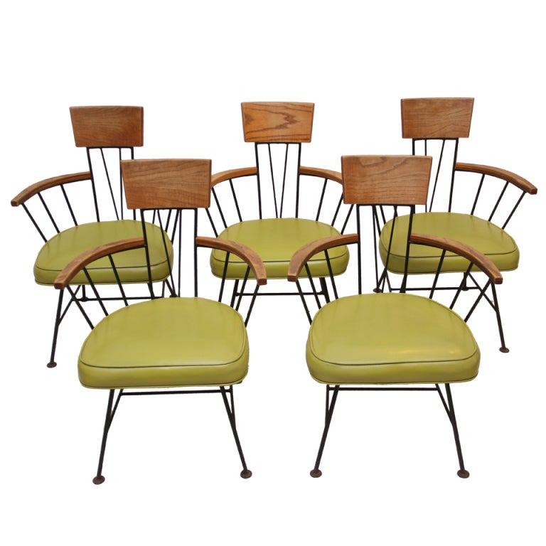 Paul McCobb Dining Chairs at 1stdibs