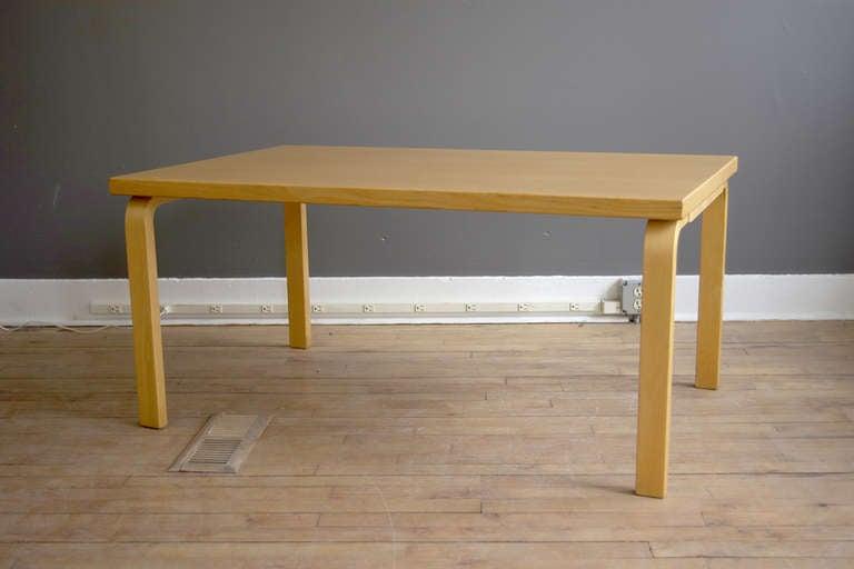 Amazing Alvar Aalto Coffee Table 3