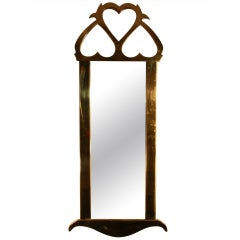 Brass Mastercraft Mirror