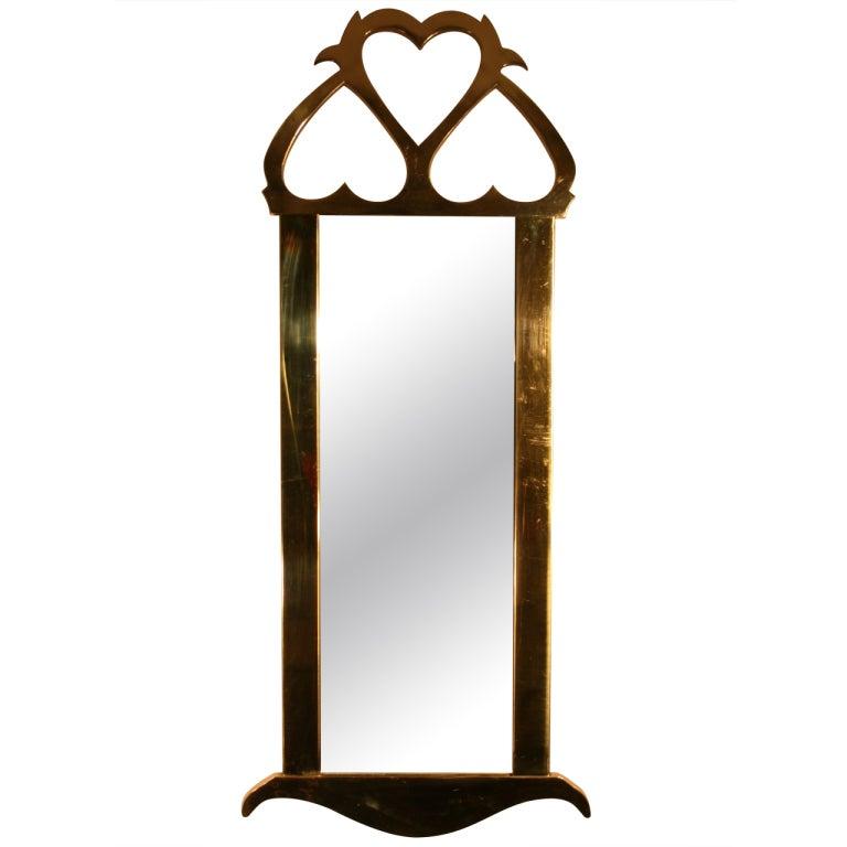 Brass Mastercraft Mirror