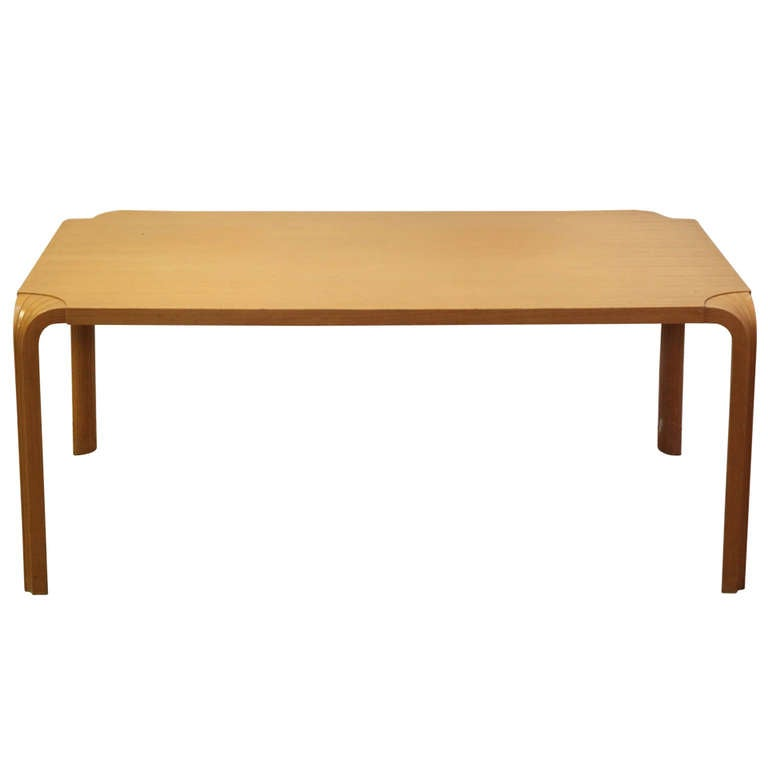 alvar aalto furniture. alvar aalto fan leg coffee table 1 furniture