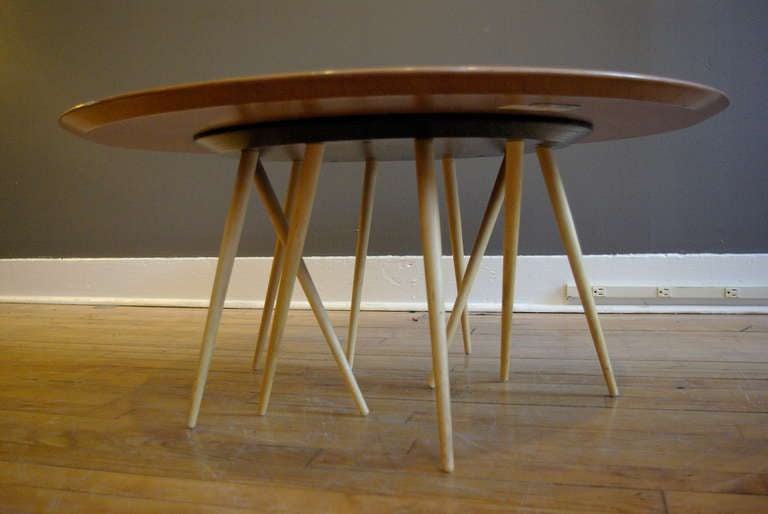 Toothpick Cactus Coffee Table By Lawrence Laske For Knoll