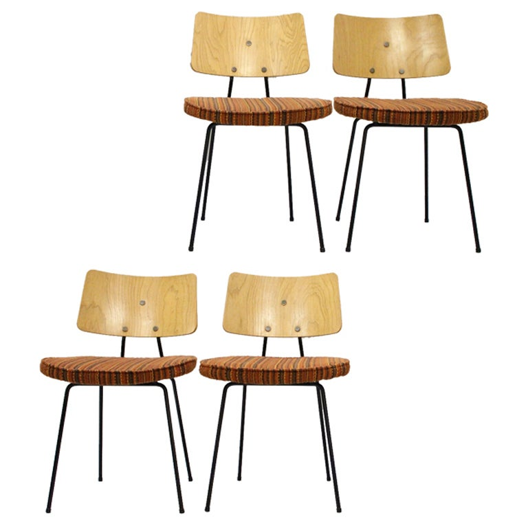 Robin Day Dining Chairs Set At 1stdibs