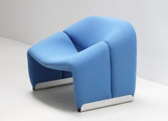 Easy Chair F598 by Pierre Paulin image 2