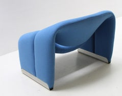 Easy Chair F598 by Pierre Paulin image 7