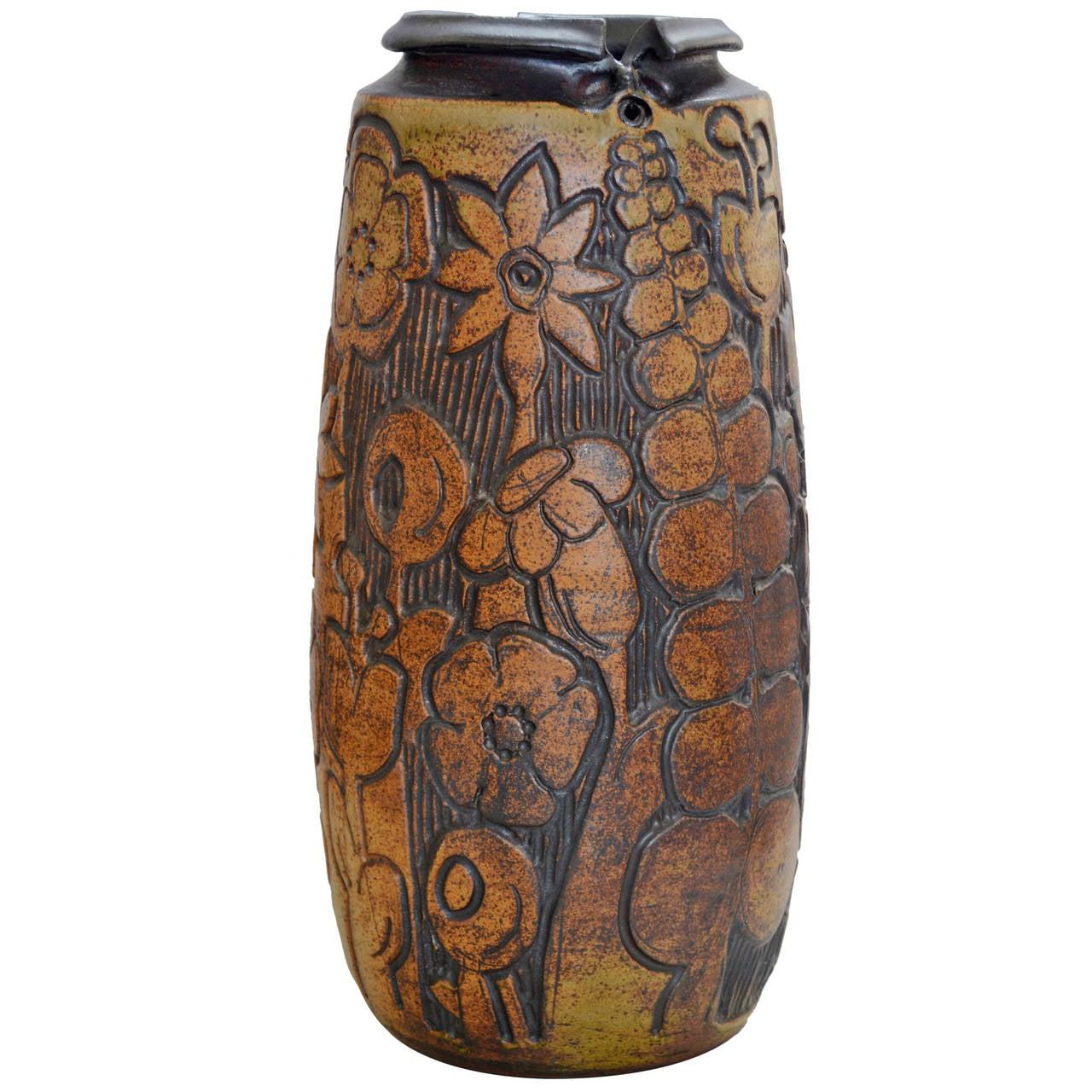 Monumental andrew bergloff studio pottery floor vase for sale at monumental andrew bergloff studio pottery floor vase for sale reviewsmspy