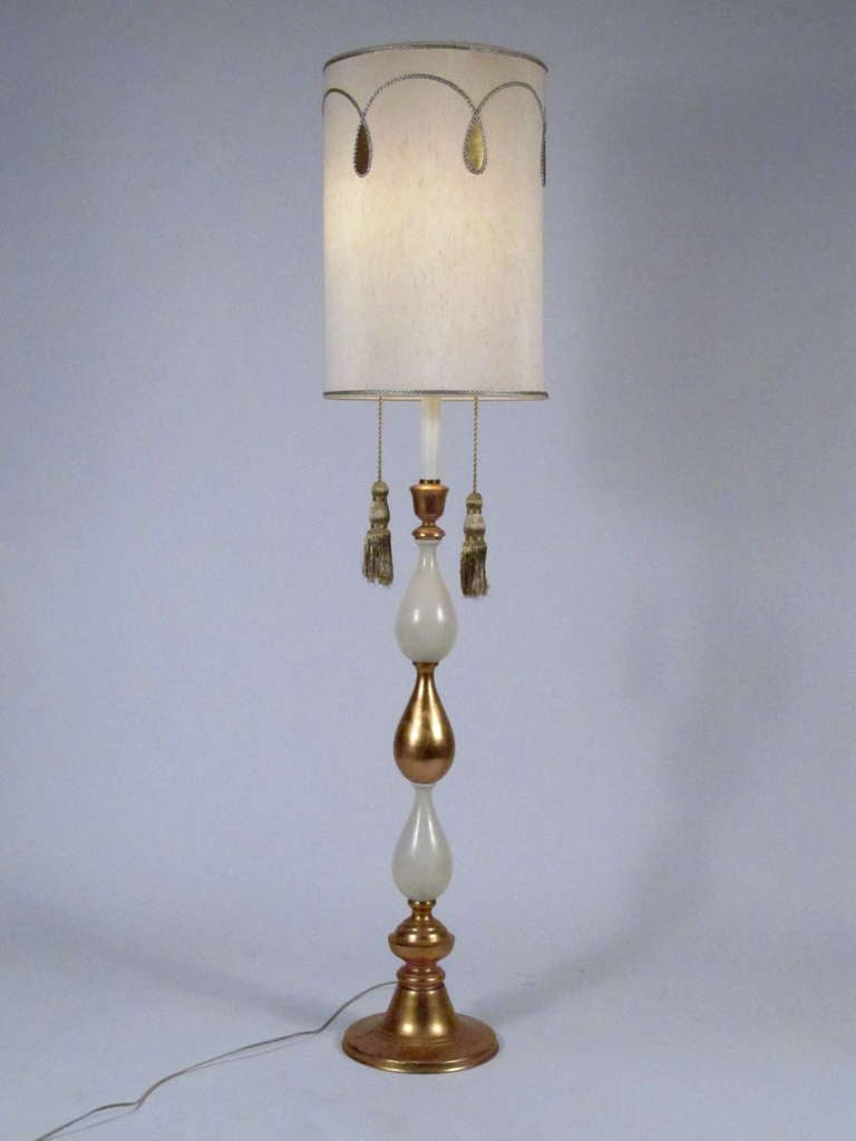 1950s Fantasy Furniture Floor Lamp 7