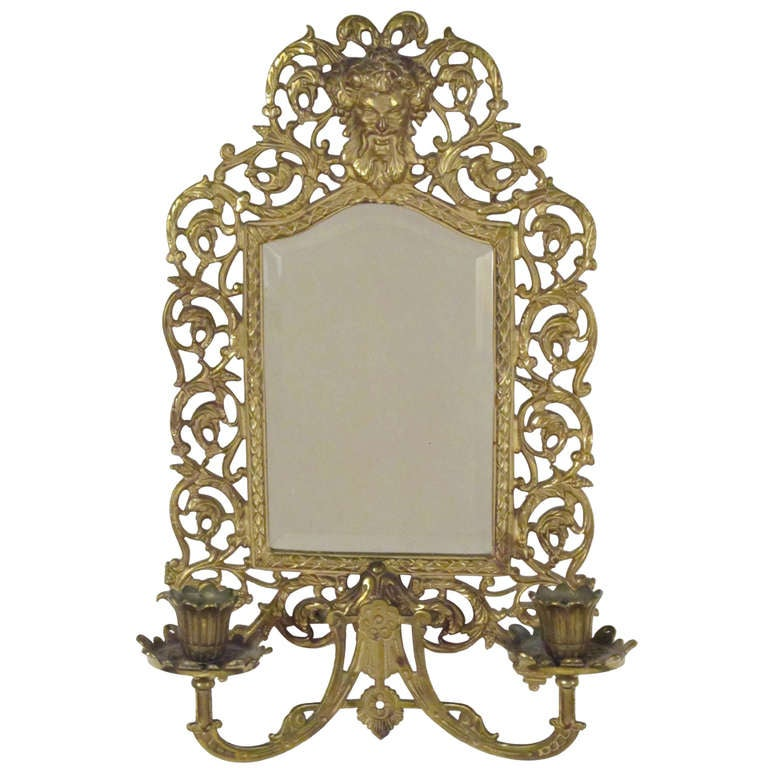 Bradley And Hubbard Victorian Aesthetic Movement Mirror