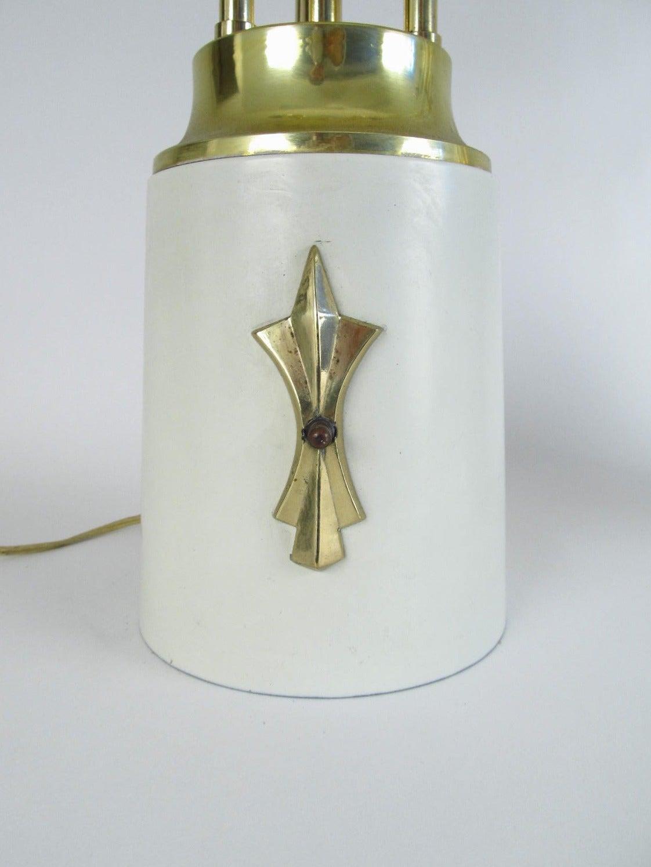 Pair of Laurel Lamp Co. Elaborate Candelabra Table Lamps 5