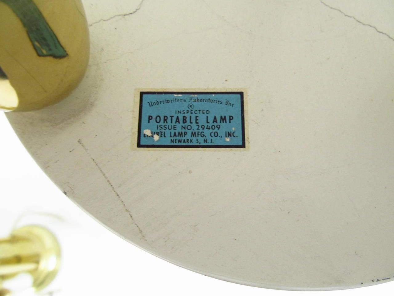 Pair of Laurel Lamp Co. Elaborate Candelabra Table Lamps 3