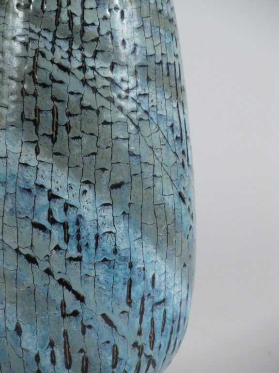 Italian Ceramic Table Lamp by San Polo 2