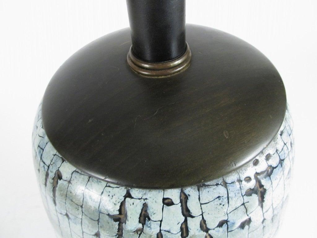 Italian Ceramic Table Lamp by San Polo 5