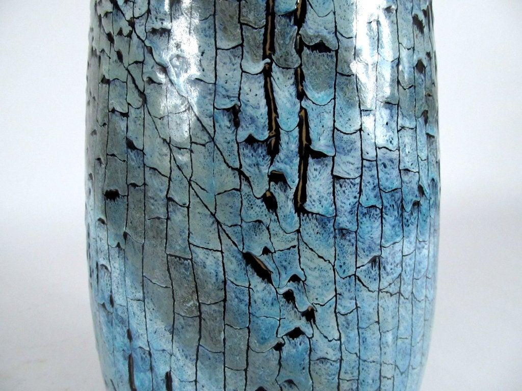 Italian Ceramic Table Lamp by San Polo 7