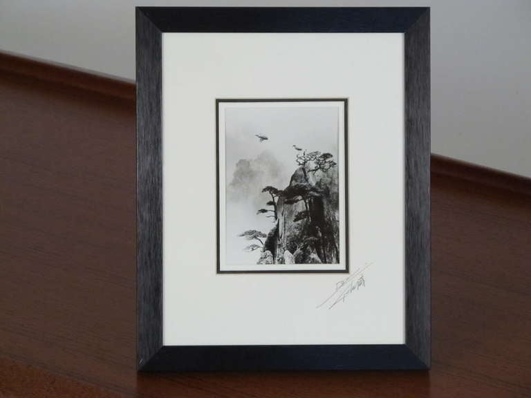 Pencil Signed Original Photograph by Don Hong Oai 6